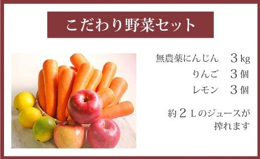 ヒューロム野菜セット