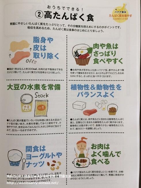 消化が得意な栄養素