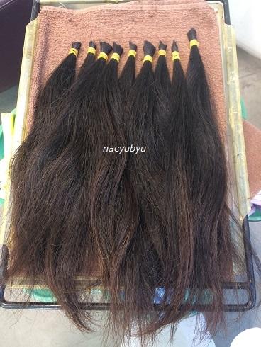 ヘアドネーション髪の毛の切り方